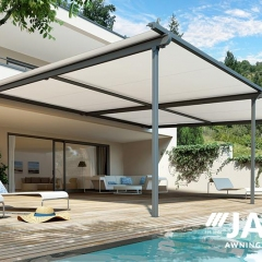 Poolside-Awning