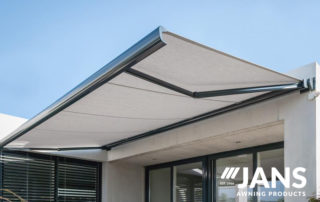 extended awning