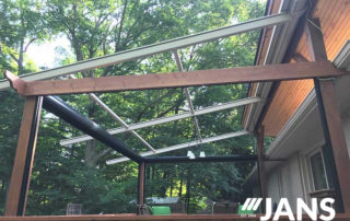 specialized awning