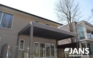 specialized awning - fixed