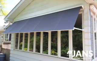 extended window awning