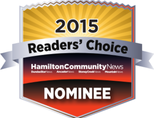 Readers' Choice… Have you voted yet?