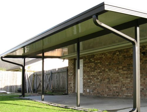 Aluminum Patio Roofs & Carport Protection