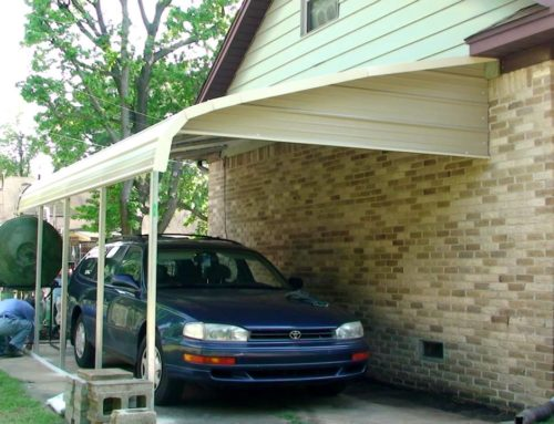 Protecting Your Car With A Patio Cover