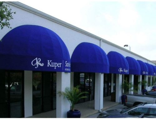 How Awning Colours Brand Your Business
