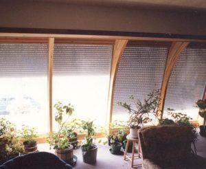 Cottage Rollshutter Plants