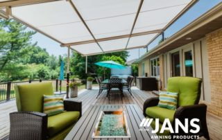 specialized patio awning